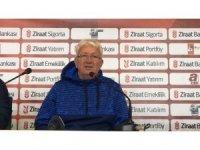 Manisa FK Teknik Direktörü İsmail Ertekin: