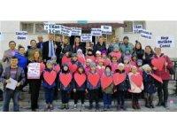 Kızılay ve Ülkü İlkokulu'ndan anlamlı proje