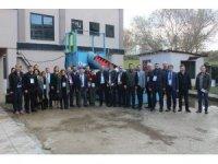 Karabük heyetinden Kocaeli TEKNOPARK'a ziyaret