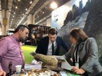 Travel Turkey İzmir Fuarı'nda Afyonkarahisar stantları yerini aldı