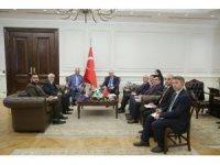 İçişleri Bakanı Soylu, Afganistan Maliye Bakanı Kayumi ile görüştü