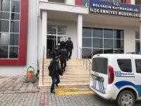 Ankara'da firar eden mahkum Afyonkarahisar'da yakalandı