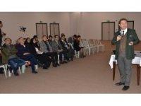 ETSO'nun girişimcilik söyleşileri, istihdam fuarına renk kattı