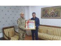 Tümgeneral Fuat Güney'den Tatvan'a ziyaret
