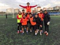 Yeşilyurt Belediyespor Nazilli Belediyespor maçı için kenetlendi