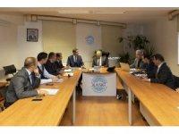 KASKİ'de yatırım toplantısı yapıldı