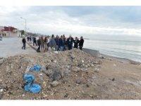 Karaduvar ve Karacailyas sahilleri yenilenecek