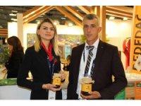 Yeni Kurudere Balı, İzmir Turizm Fuarında tanıtılıyor