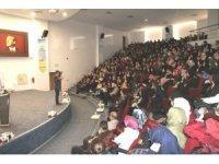 Kütahya'da öğrencilere 'Hedef 2020 Tam İsabet' konulu motivasyon semineri