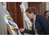 Büyükşehir Belediyesi, İğne ve Boncuk Oyası Sergisi açtı