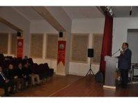 Arguvan'da çalışanlara seminer