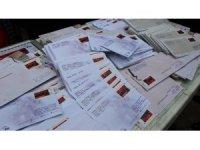 Salıpazarı'ndan 'Barış Pınarı'na 2 bin mektupla destek