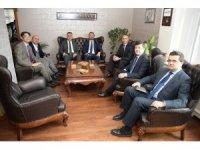 Özbekistan'dan Samsunlu iş adamlarına yatırım çağrısı