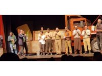 'Kamyon' oyunu Konya'da sahne aldı