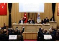 Akdeniz Belediye Meclisi, yılın son toplantısını yaptı