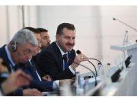 Başkan Yücel Yılmaz UCLG-MEWA toplantısı'nda