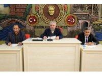 Gümüşhane İl Genel Meclisi yılın son toplantısını yaptı