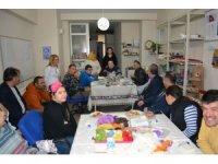 Kaymakam'dan Engelliler Derneği'ni ziyaret