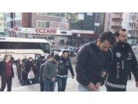 SGK'yı 5 milyon zarara uğrattıkları iddiasıyla 31 kişi tutuklandı