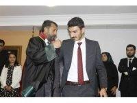 Mersin Barosunda yeni avukatlar cübbe giyerek yemin etti