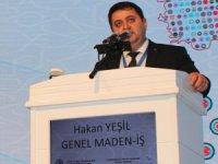 GMİS Yönetim Kurulu, Türk-İş Genel Kurulunda