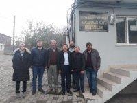 AK Parti Merkez İlçe Başkanlığından köy çıkarması
