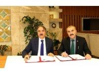 NEVÜ ve İl Milli Eğitim Müdürlüğü arasında iki protokol imzalandı