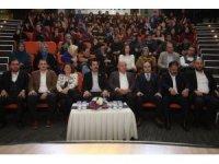 Milletvekili Yaman, Darıca'da gençlerle buluştu