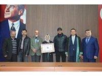 Stajyer avukatlar için yemin töreni düzenlendi