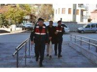 Burdur'da FETÖ/PDY operasyonunda 1 tutuklama