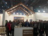 Travel Turkey Fuarı'nda Bergama'ya büyük ilgi