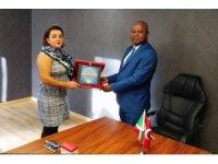 Kapadokya Üniversitesi Burundi ile ilişkilerini geliştiriyor