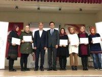 Gediz'de 'Finansal okuryazarlık ve kadınların güçlenmesi' paneli
