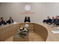 Kütahya'da Meslekî ve Teknik Anadolu Lisesi Müdürleri toplantısı