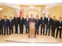 """İçişleri Bakanı Yardımcısı İnce: """"81 ilimizi İZDES projesi ile takip ediyoruz"""""""