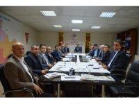 Siirt'te 2019 yılı değerlendirme toplantısı yapıldı