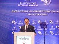 """Enerji ve Tabii Kaynaklar Bakanı Dönmez: """"Kamunun yıllık enerji gideri yaklaşık 6 milyar lira"""""""