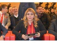 Süper Lig tarihinin ilk kadın başkanı Berna Gözbaşı