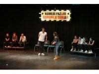 Odunpazarı'nda engelli bireylerin tiyatro sevinci