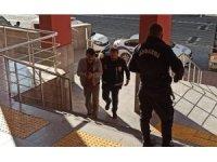 Silahlı yağma suçundan 10 yıl hapis cezası alan şahıs polis ekiplerince yakalandı