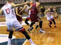ING Basketbol Süper Ligi: Gaziantep Basketbol: 96 - İTÜ Basket: 94