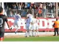 TFF 1. Lig: Hatayspor: 3 - Boluspor: 0