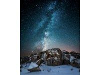 Frig vadisinin kar güzelliği