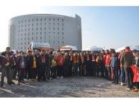 Yeni Malatyaspor taraftarlarına servis desteği