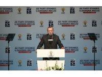 Cumhurbaşkanı Erdoğan'dan Şehir Üniversitesi açıklaması