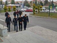 Karaman'da uyuşturucu operasyonunda 2 tutuklama