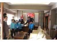 Öğrenciler Türkiye Finallerine katılmaya hak kazandılar