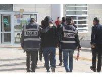 Elazığ'da hırsızlık operasyonu:10 şüpheli adliyeye sevk edildi