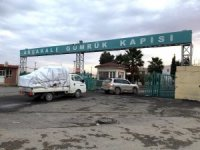 500 kişilik Suriyeli grup Akçakale Gümrük Kapısı'ndan ülkesine geri döndü
