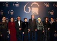 Cumhurbaşkanı Erdoğan, Doğan Grubu'nun 60. yıl kutlamalarına katıldı